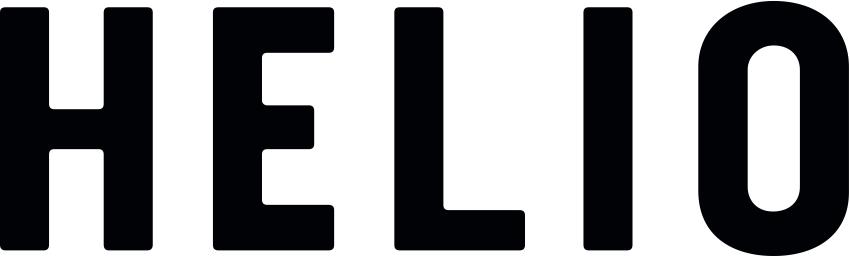 black helio logo